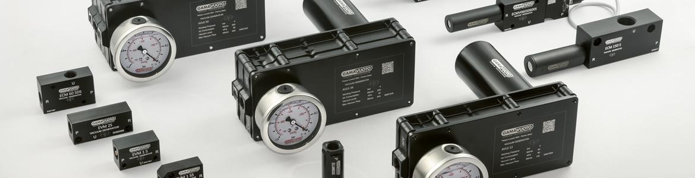 Generatori di vuoto monostadio a cartuccia mod. ECM 15S ÷ 60S