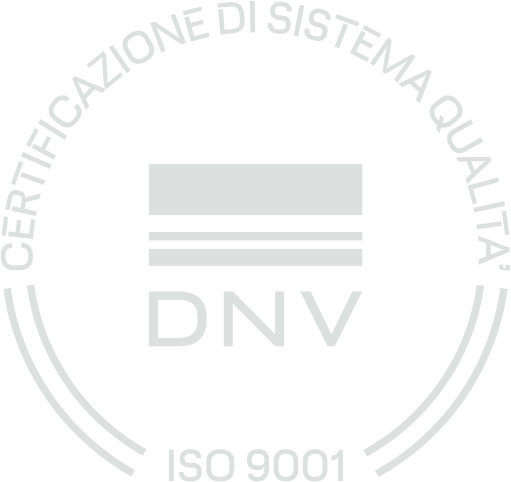 Marchio DNV GL Certificazione ISO 9001