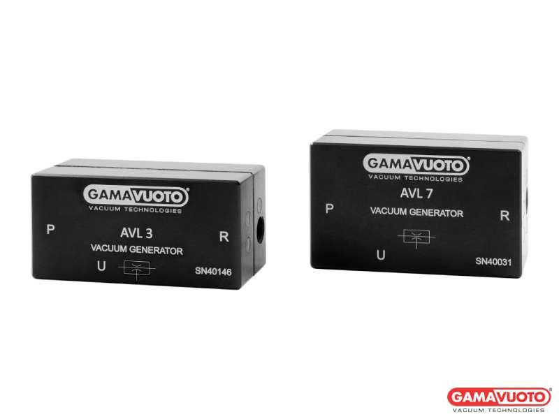 Generatori di vuoto multistadio mod. AVL 3 - 7