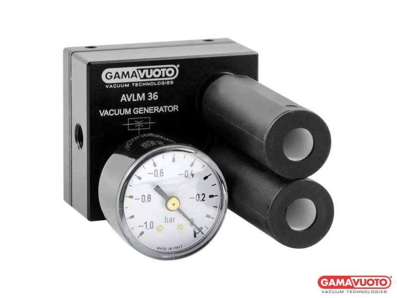 Generatori di vuoto multistadio mod. AVLM 36 - 42