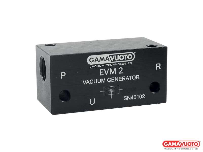 Generatori di vuoto monostadio mod. EVM2