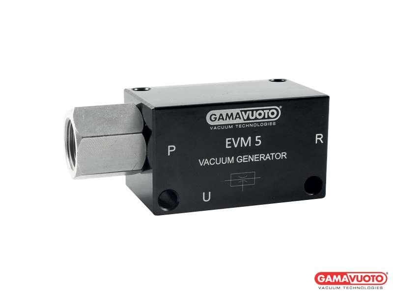Generatori di vuoto monostadio mod. EVM5