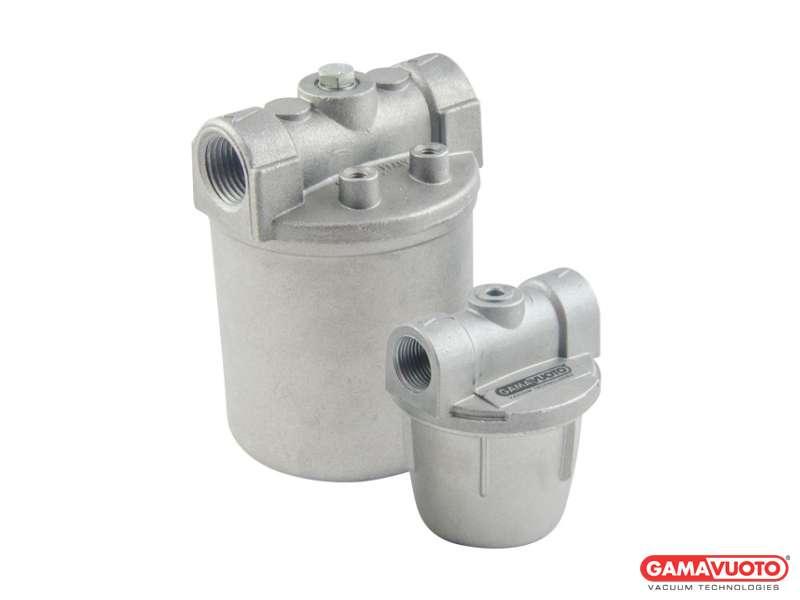 Filtri per vuoto in alluminio - Serie FA