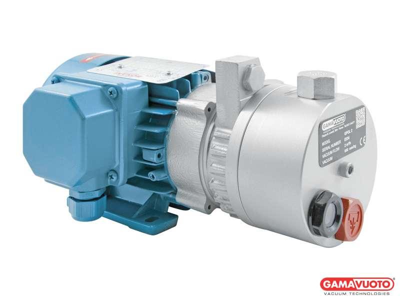 Pompe per vuoto con lubrificazione - 2-4 mc/h