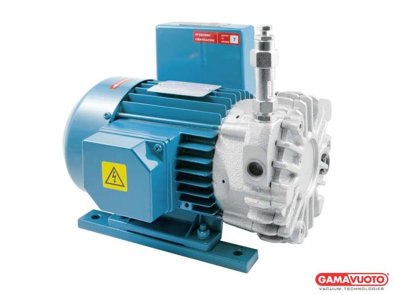 Pompe per vuoto con lubrificazione - 5-10 mc/h