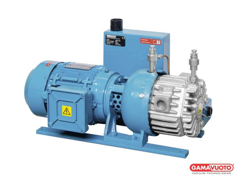 Pompe per vuoto con lubrificazione serie G - 25-35 mc/h