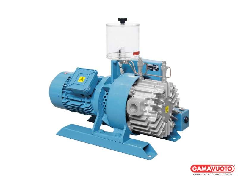 Pompe per vuoto con lubrificazione a perdere serie G - 40-75 mc/h