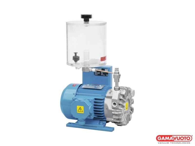 Pompe per vuoto con lubrificazione a perdere - 5-10 mc/h