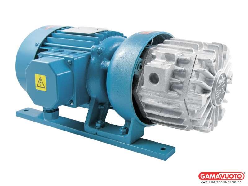 Pompe per vuoto senza lubrificazione - 10-25 mc/h