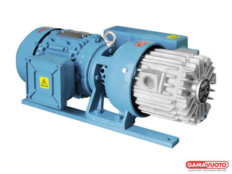 Pompe per vuoto senza lubrificazione serie G - 30-35 mc/h