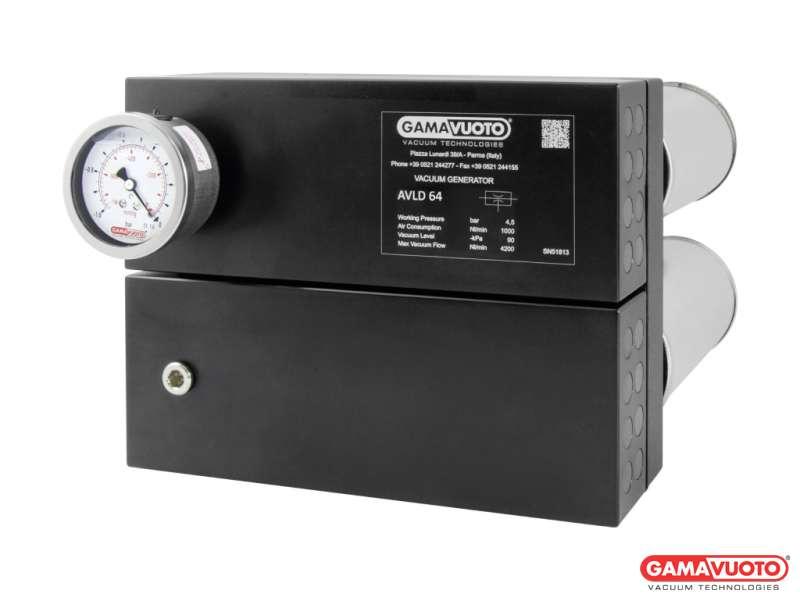 Generatori di vuoto multistadio mod. AVLD 64 - 96