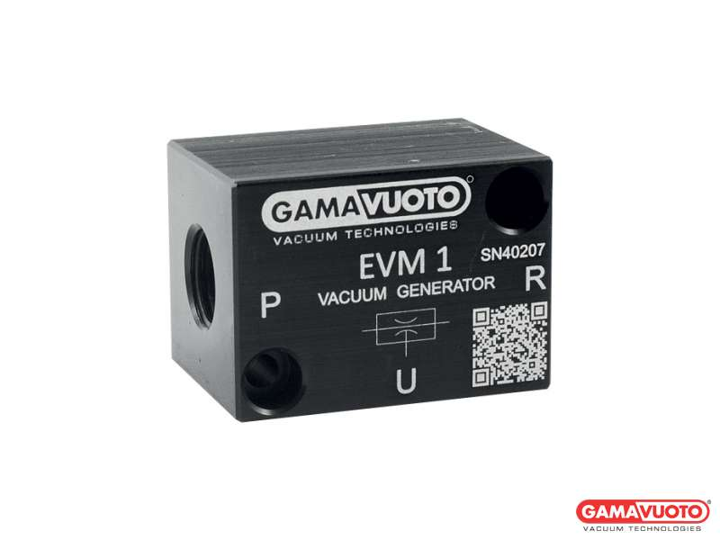 Generatori di vuoto monostadio mod. EVM1