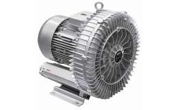 Side channel vacuum pumps - blowers