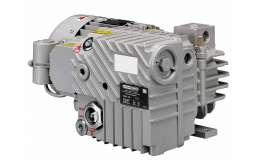 High vacuum vane pumps - 18-25 mc/h