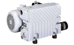 High vacuum vane pumps - 40-305 mc/h