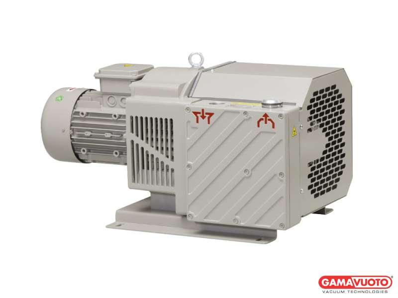 Pompe per vuoto senza lubrificazione GPZS 60-140