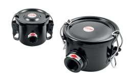 Vacuum filters with hook opening - FB series