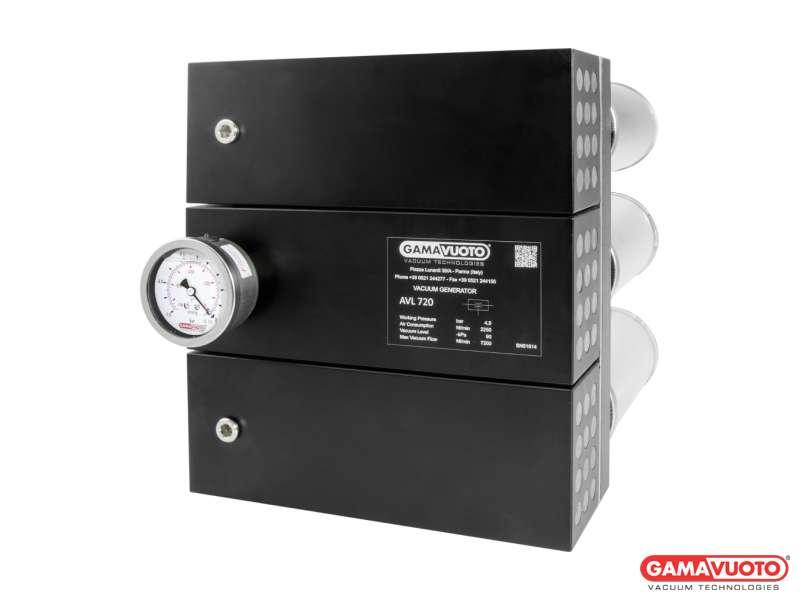 Generatori di vuoto multistadio mod. AVL 720