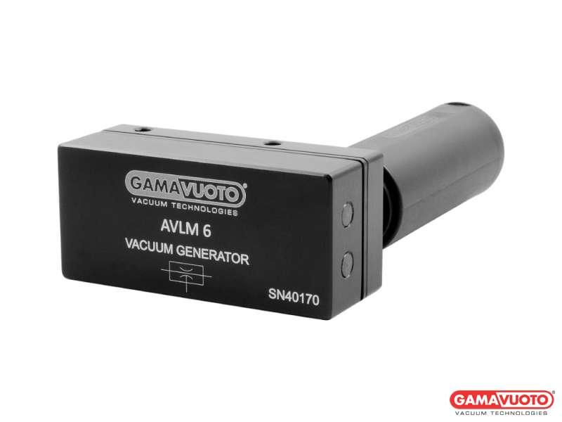 Generatori di vuoto multistadio mod. AVLM 6 - 12