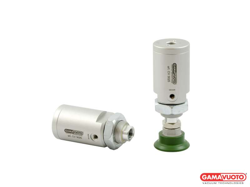 Mini Cilindro a depressione corsa 25 mm