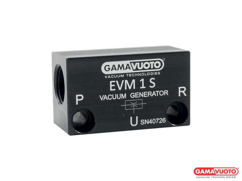 Generatori di vuoto monostadio compatti mod. EVM1S