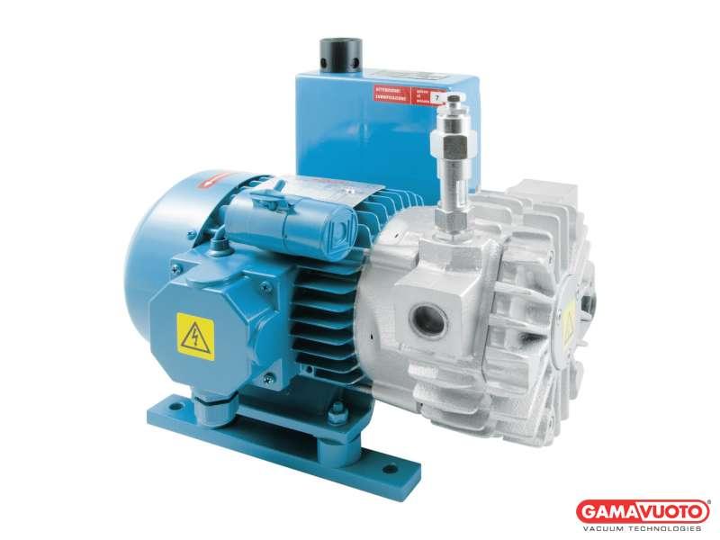 Pompe per vuoto con lubrificazione - 10-25 mc/h