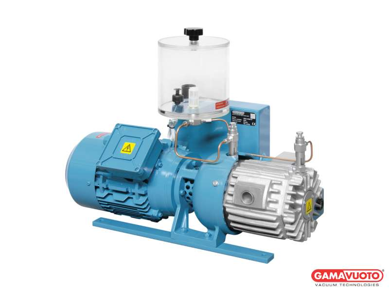 Pompe per vuoto con lubrificazione a perdere serie G - 25-35 mc/h