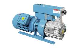 Vacuum pumps with lubrication and oil separator cartridge G series - 25-35 mc/h