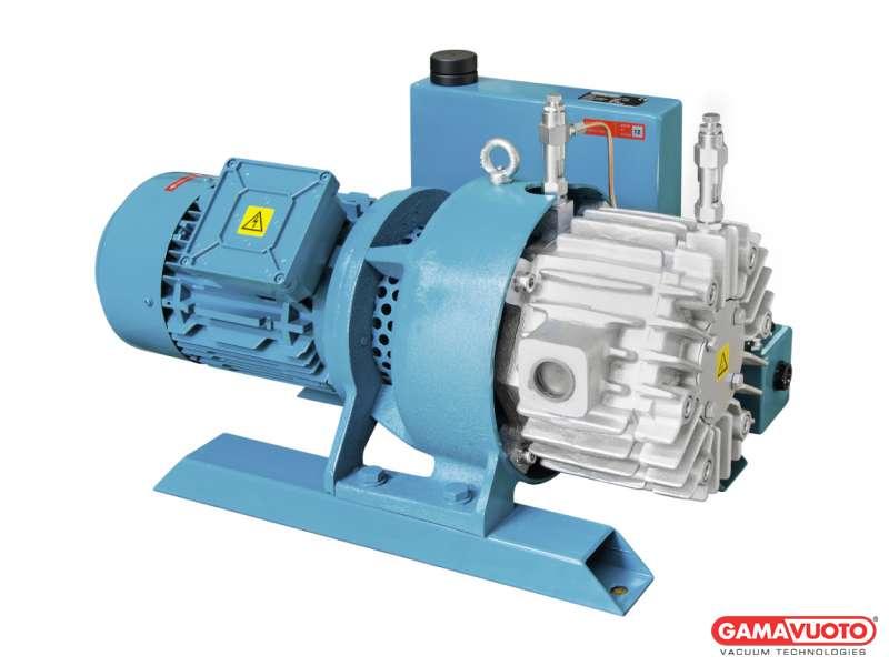 Pompe per vuoto con lubrificazione serie G - 40-75 mc/h
