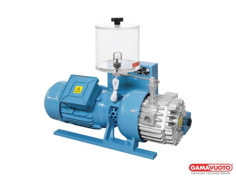 Pompe per vuoto con lubrificazione a perdere serie G - 5-20 mc/h