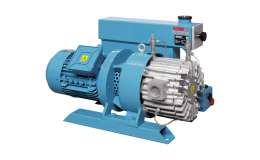 Vacuum pumps with lubrication and oil separator cartridge G series - 40-75 mc/h