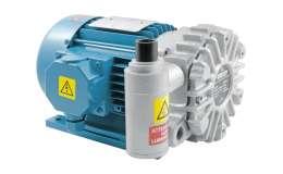 Pompe per vuoto senza lubrificazione - 6-10 mc/h