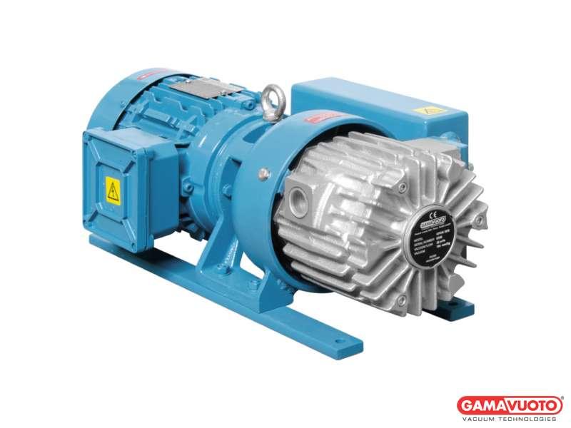 Pompe per vuoto senza lubrificazione serie G - 10-25 mc/h