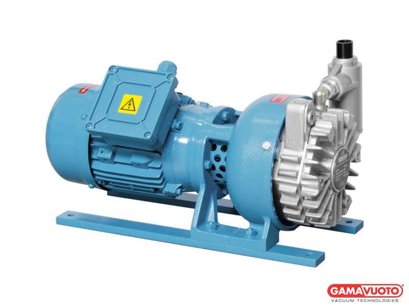 Pompa per vuoto senza lubrificazione serie G- 6 mc/h