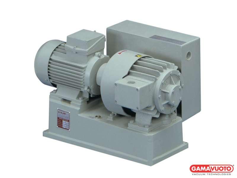 Pompe a palette per alto vuoto - 12-250 mc/h