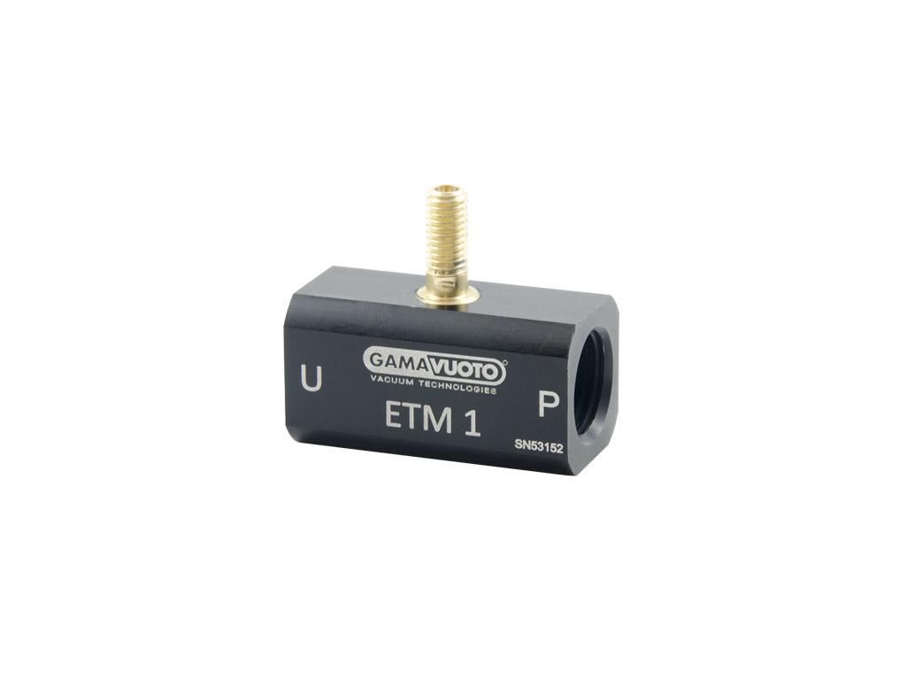 Nuovo generatore di vuoto ETM in linea. Piccolo, leggero e performante.